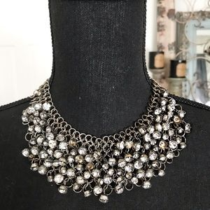 Urban Outfitters jeweled chocker